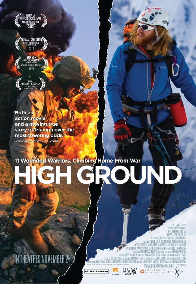 High Ground Movie Poster: Low Res